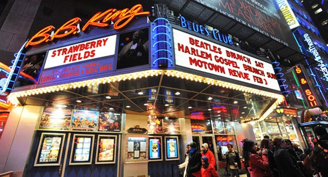 BB King's Times Square