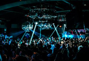 FREQ fka Space Nightclub New York City