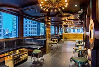 PHD Terrace at Dream Hotel NYC
