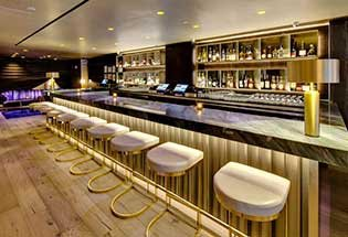 LeGrande Lounge at Time Hotel NYC
