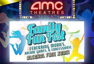 AMC 42nd Family Fun