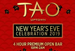 Tao New York