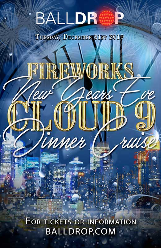 Times Square New Years Eve at Cloud 9 IV NYC | NYC New ...