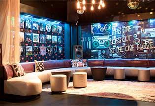 Frames Bowling Lounge Times Square