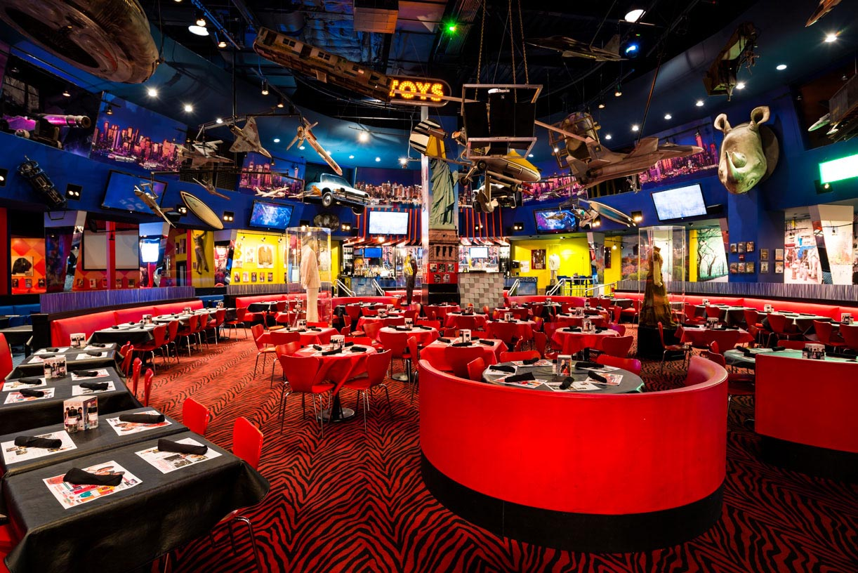 Planet Hollywood Casino, Las Vegas – U.S.A. | Casino.com Australia