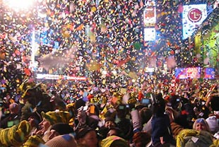 BallDrop Pass Times Square New Years Eve 2015