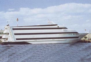 Cornucopia Majesty NYC Cruise