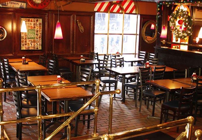 Fridays Restaurant New York
